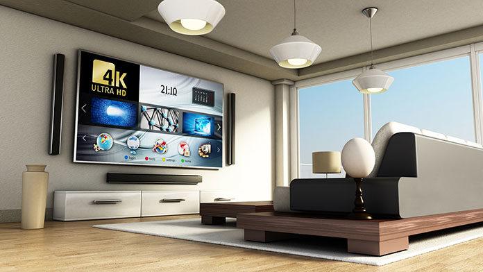 Telewizory 4K – poczuj się jak w kinie
