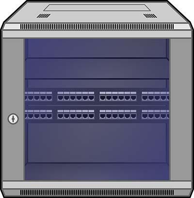 Szafki rack do serwerowni
